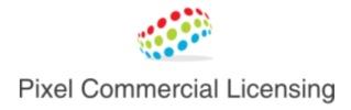 Pixel Commercial Licensing